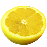 lemon fruit icons 1