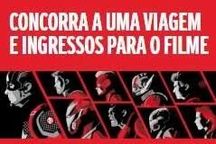 Cadastrar Promoção Coca-Cola Ingressos Vingadores Ultimato e Viagem Atlanta