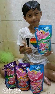 CARRIE JUNIOR Refill Packs , CARRIE JUNIOR Pek Isian Semula , Review CARRIE JUNIOR Refill Packs , CARRIE JUNIOR Baby Bath , CARRIE JUNIOR Hair And Body Wash , Produk CARRIE JUNIOR , CARRIE JUNIOR Baby Powder ,