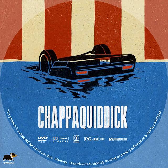 Chappaquiddick DVD Label