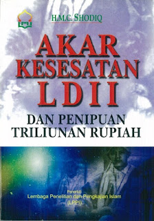 Download Buku Akar Kesesatan LDII