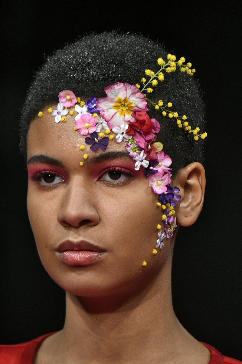 7 Paris Couture Beauty Looks That Made My Jaw Drop