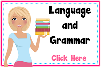 Language and Grammar ideas for the classroom