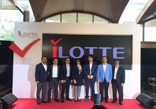 Salim Group and Lotte Group officially launched iLotte