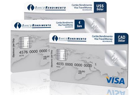 Como levar dinheiro para Regina - Cartão Pré pago Internacional
