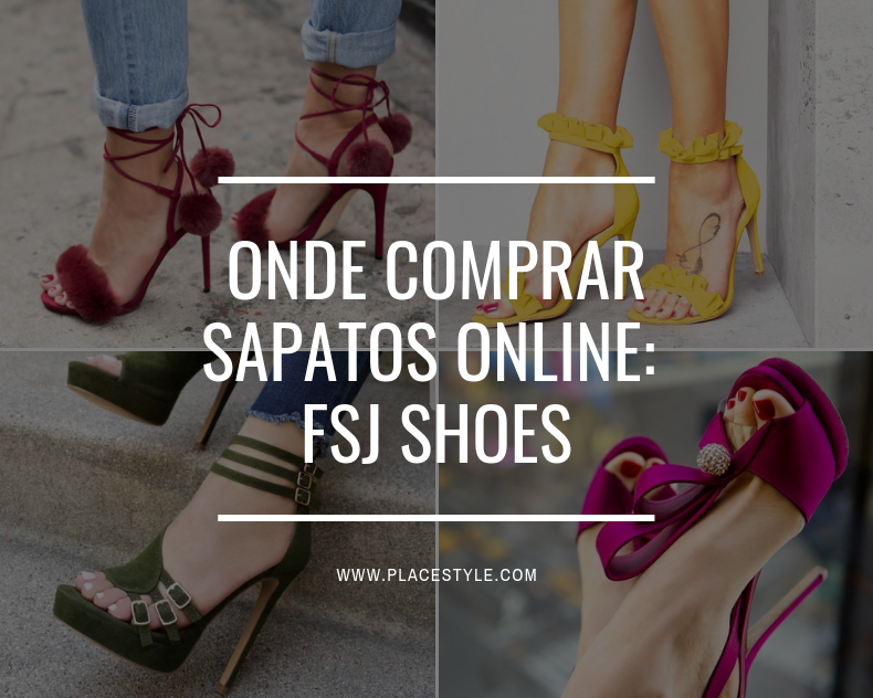 Onde comprar sapatos online: FSJ Shoes