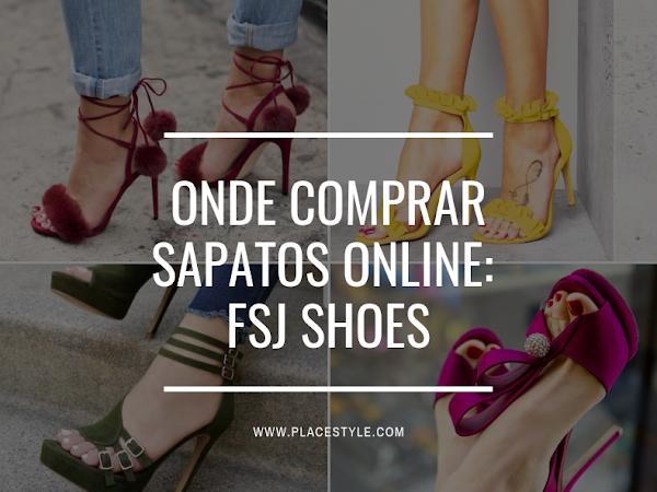 Onde comprar sapatos online: FSJ Shoes