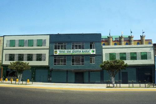 Colegio RVDO. HNO. GASTON MARIA - San Juan de Miraflores