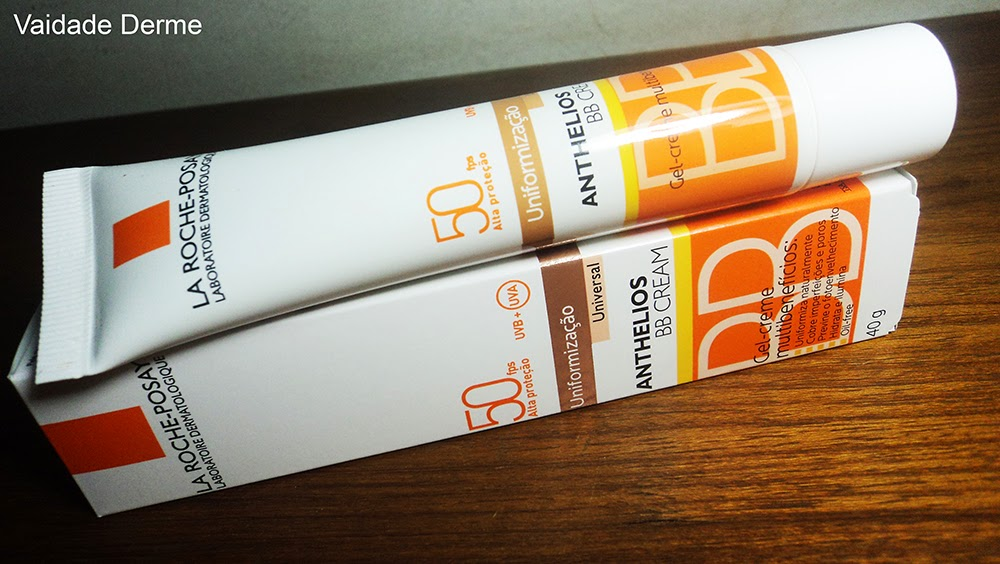 La Roche-Posay Anthelios BB Cream FPS 50