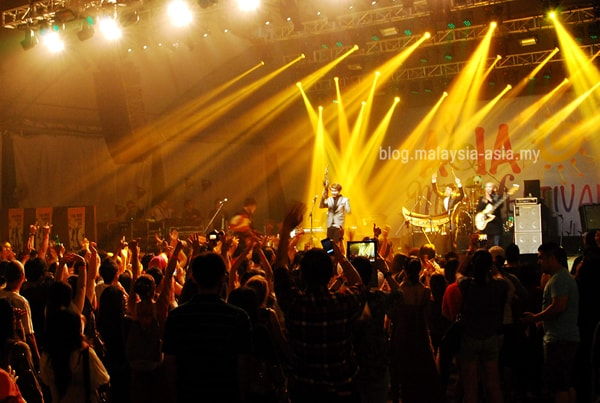 Sarawak Asia Music Festival