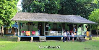 penginapan dalam paket wisata open trip pulau peucang