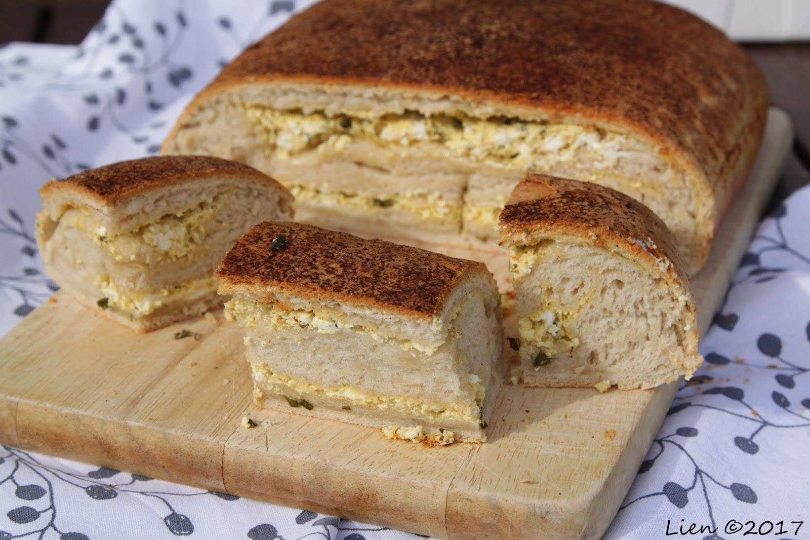Notitie Van Lien Bbbabes Bake Bulgarian Bread