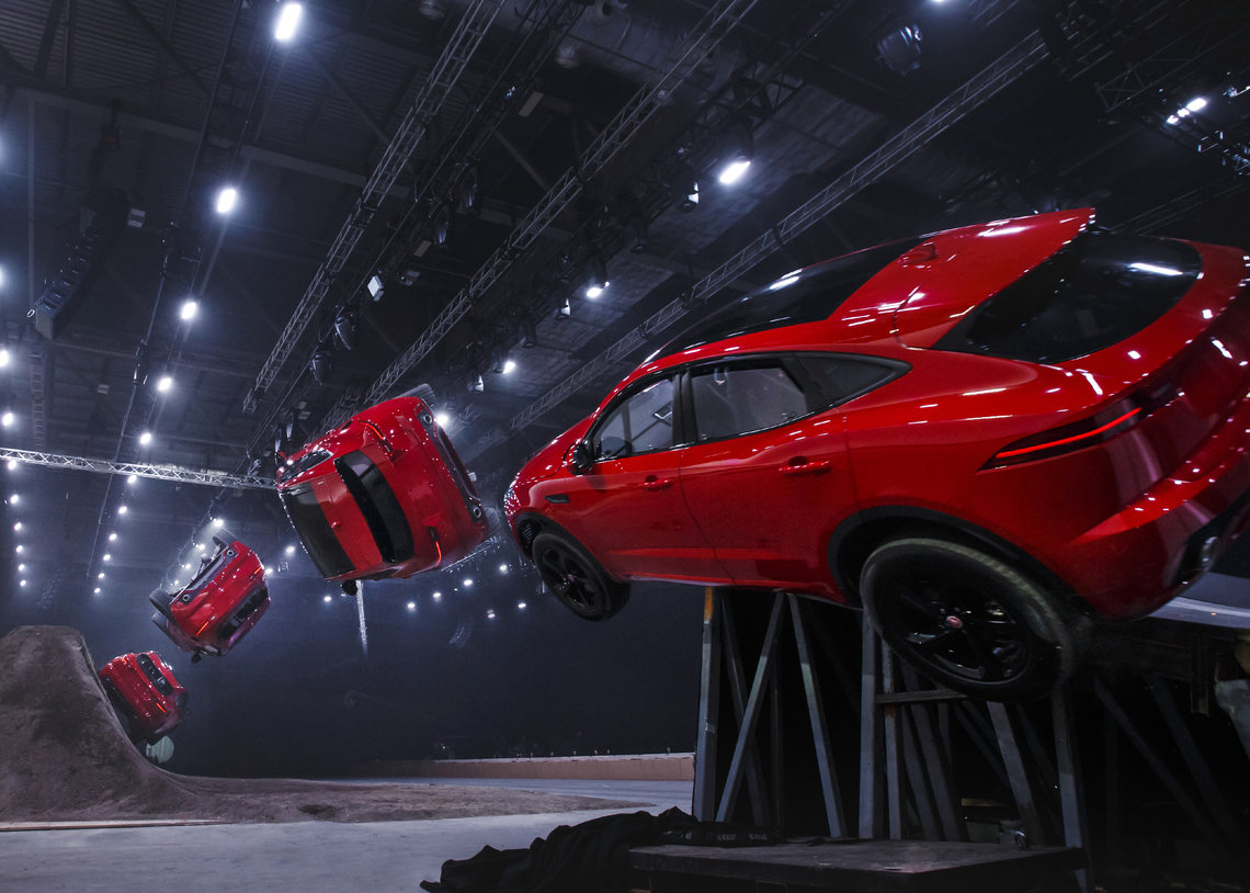 Motoring Malaysia Jaguar Launches The New E Pace Compact