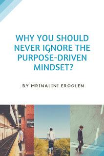 Purpose-Driven Mindset