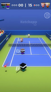 Ketchapp Tennis Apk Mod Unlocked For Android Free Download