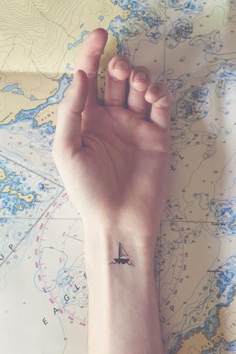 Bonito pequena tatuagem ideias para as mulheres