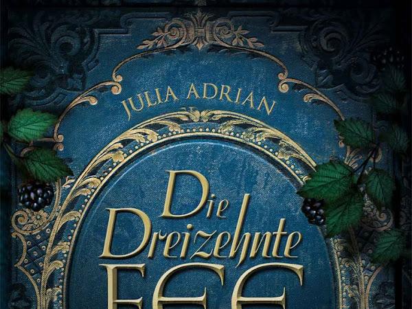 """[Rerezension] zu """"Die dunkle Fee - Erwachen"""" von Julia Adrian"""