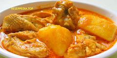 Bahan dan Cara Membuat Kari Ayam
