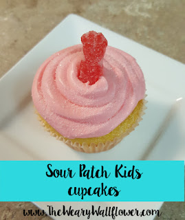 Cupcakes-sour-patch-kids