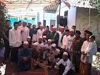 Syi'arkan Islam Damai nan Ramah; pengurus Majlis Talim di Citayam-Bogor adakan Tabligh Rajaban