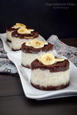 recetario-reto-disfruta-platano-recetas-dulces-brownie-cheesecake-sirope-arce