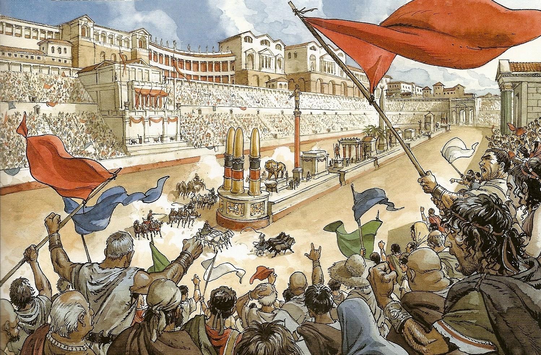 Resultado de imagen para Antigua Roma apuestas