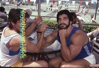 Lou Ferrigno Michael Damian