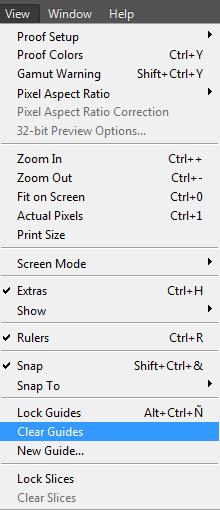 Membuat Garis Bantu Di Photoshop : membuat, garis, bantu, photoshop, Menghilangkan, Guide, Photoshop, DenisArtLantis