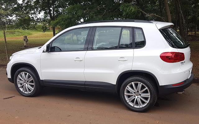 VW Tiguan 1.4 TSI 2017