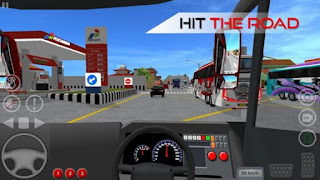 Bus Simulator Indonesia (BUSSID) Mod Apk v2.8 for android