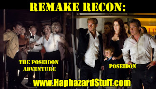 Remake Recon The Poseidon Adventure disaster film