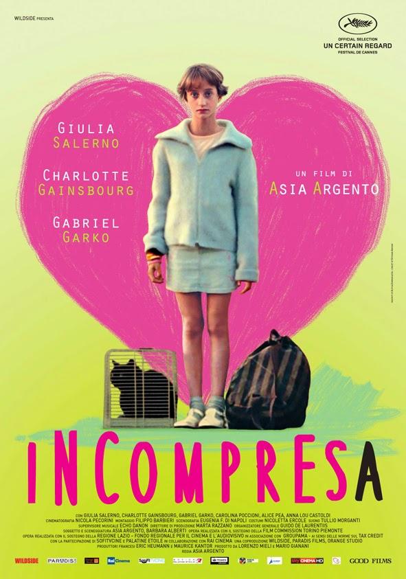 Incompresa - Dziewczyna z Kotem - 2014