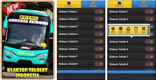 Klakson Telolet Indonesia