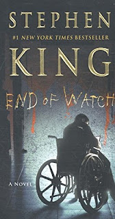 Stephen King, End of Watch, BIll Hodges, Stephen King Books, Stephen King Store