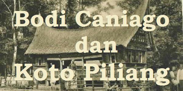 Persamaan dan Perbedaan Kelarasan Bodi Caniago Dengan Koto Piliang
