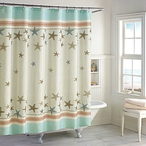 Bed Bath and Beyond Coastal Bath Collection