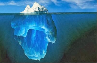 #Iceberg, O Que é um Iceberg?