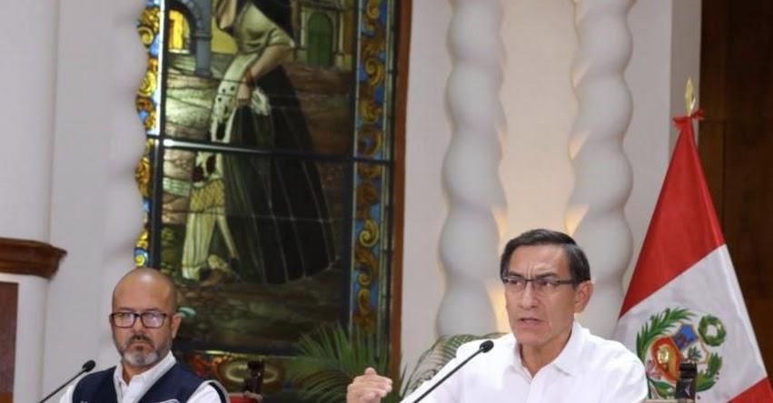 CORONAVIRUS EN PERÚ: Se eleva a 363 casos confirmados, informó el presidente Martín Vizcarra (Domingo 22 Marzo)