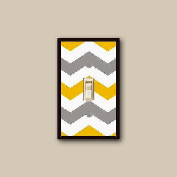A Bunch Of Radness: Chevron Home Decor