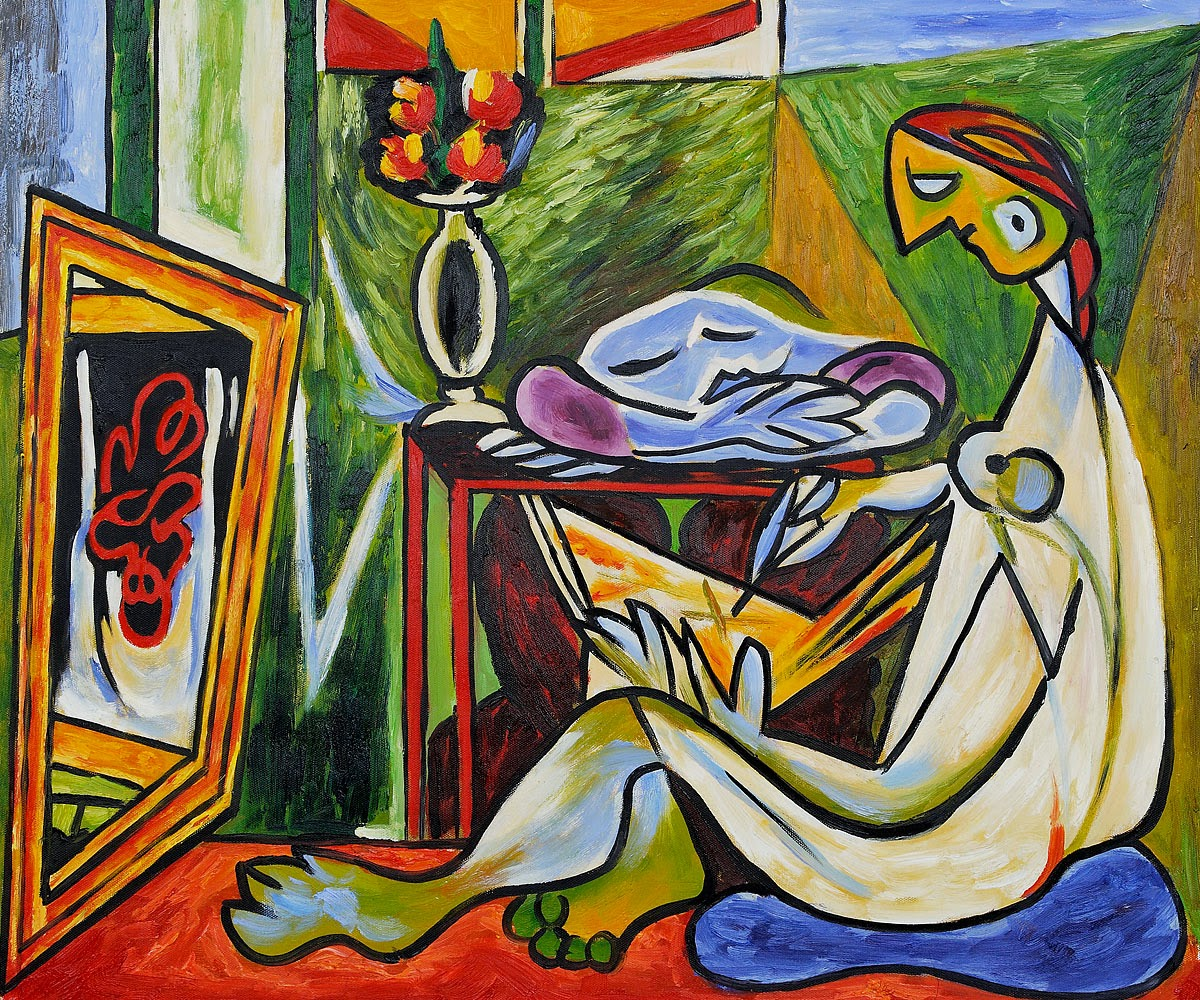 Pablo Picasso And Cubism Style Easy Crafts Ideas To Make
