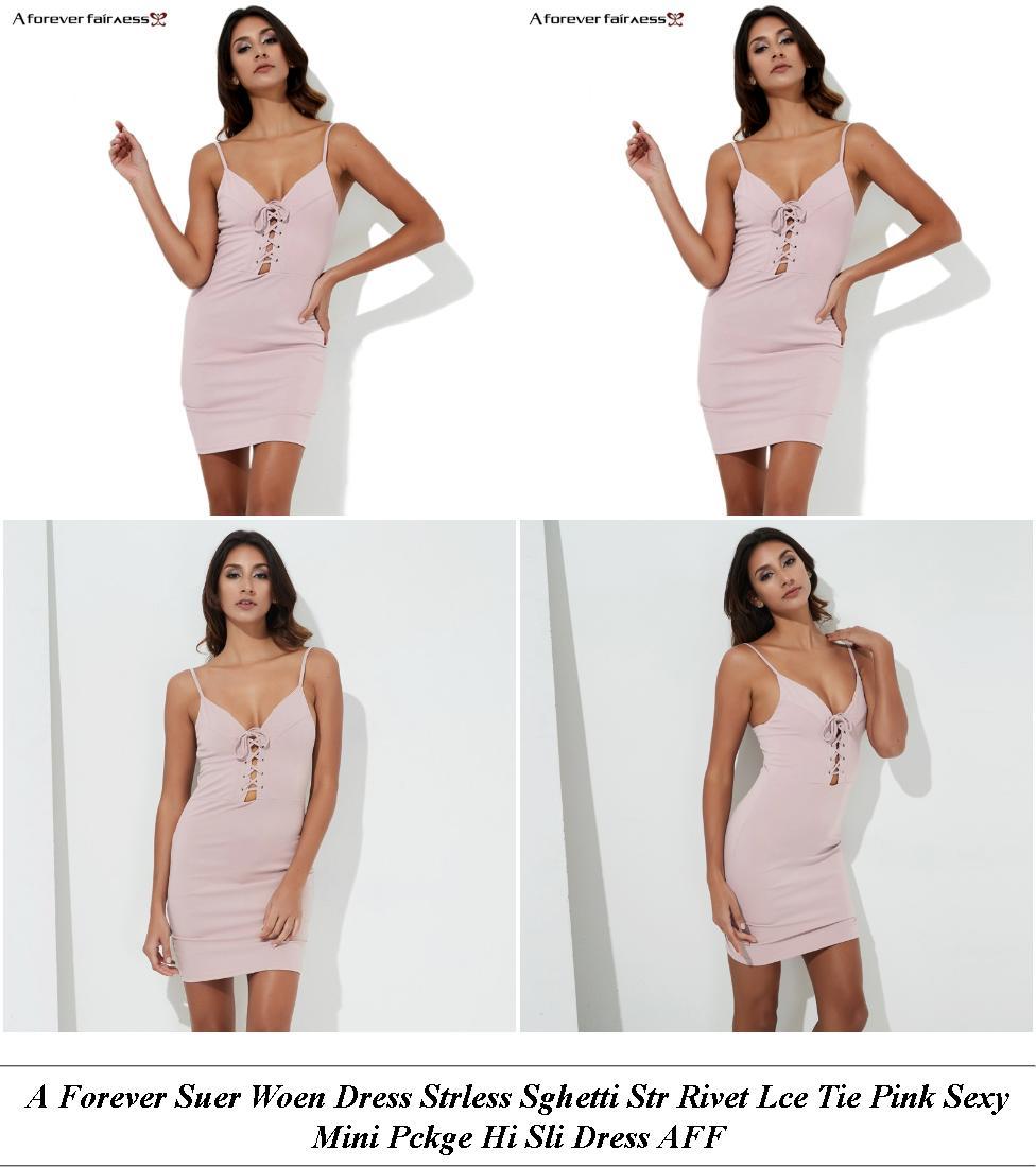 Vintage Dresses - Online Sale - White Dress - Cheap Designer Clothes