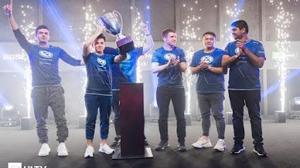 EG đánh bại Fnatic để giành chức Vô địch StarSeries i-League Season 8