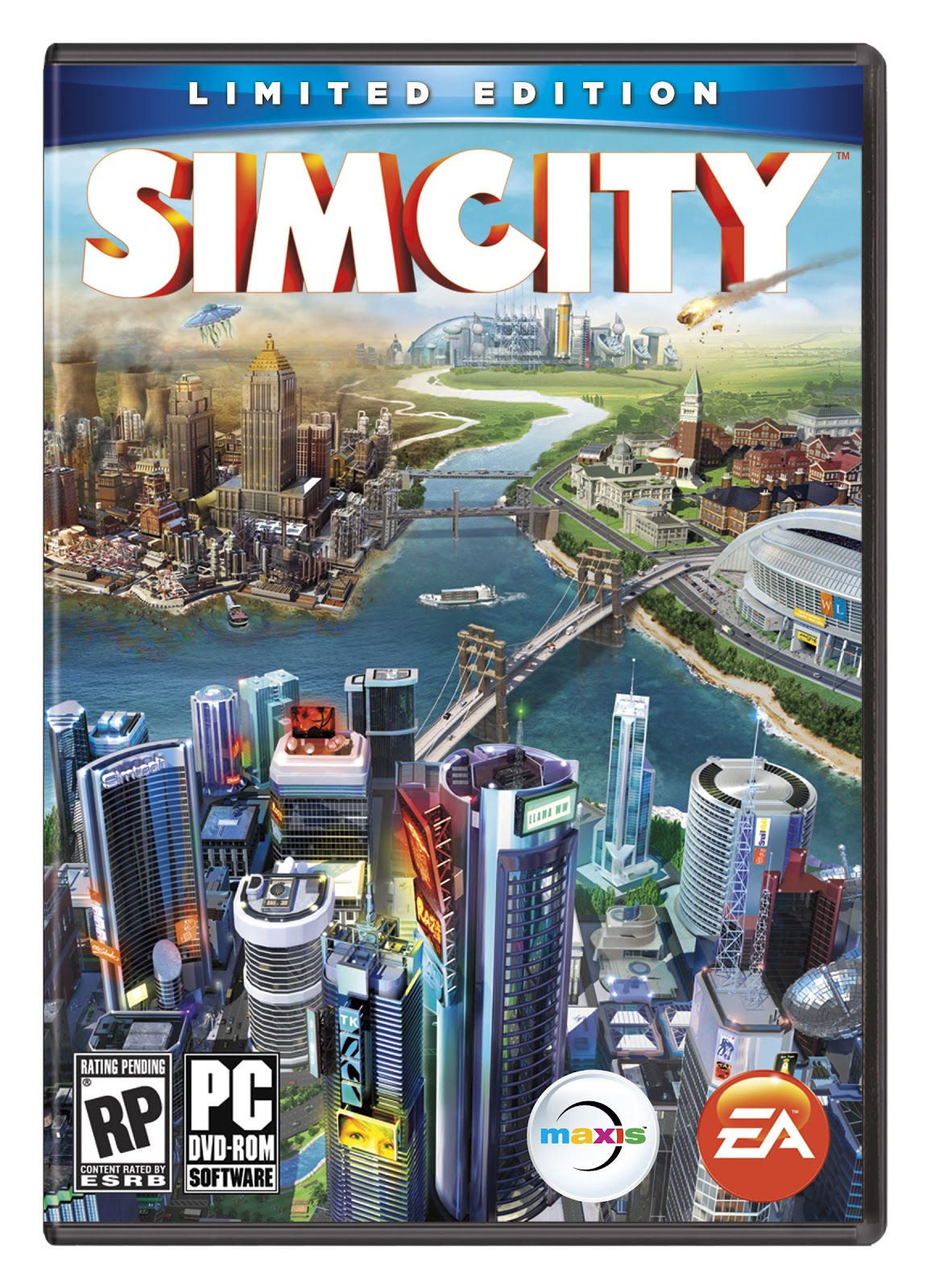 Free Download SimCity Games Full Version For PS3, PS4, PSP