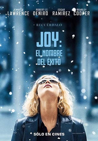 Joy El Nombre del Éxito DVDRip Latino