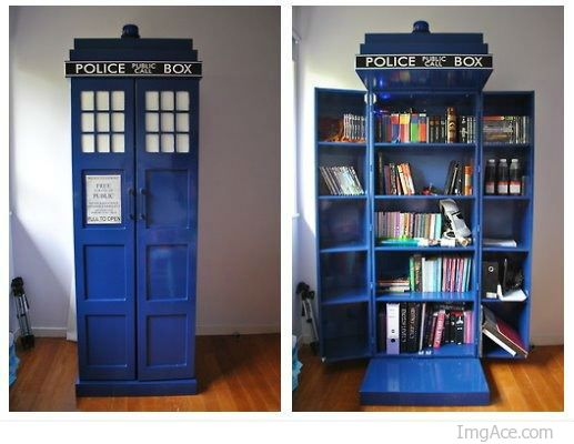 Doctor Who Bedroom Rooms Part 4