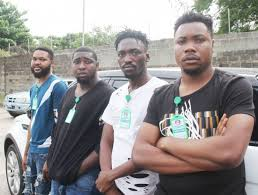 yahoo boys arrested