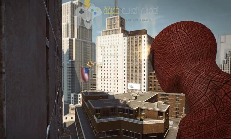 تحميل لعبة سبايدر مان الجديدة Amazing Spider Man للكمبيوتر