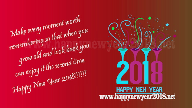 Happy New Year 2018 Whatsapp Status