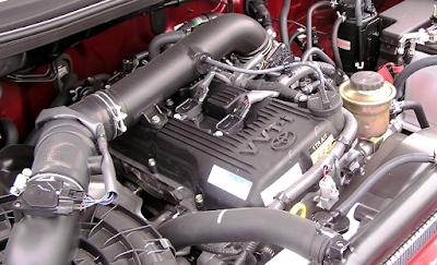 Mesin Hilux 2,0 liter 1TR-FE