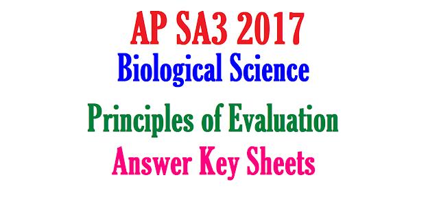 Andhra Pradesh state updates|AP SA 3 Biological Science Answer key Sheet Download|CCE |SA 3 Principles of Evaluation| SA 3 Key Sheets | SA3 Biological Science Answer Key| Summative 3 Key Sheets| summative 3 Answers| Biological Science SA 3 Key papers | AP Summative 3 Biological Science Answer Key| SA 3 Biological Science Answer Key Sheet Download| Summative Assessment 3| Summative 3 | SA 3 Biological Sciences Answer Key Sheets| Summative 3 Principles of Evaluation for,8th,9th,10th Class|Biology Summative Assessment 3| SA 3 2017 March Answers for ,8th,9th,10th Class| SSC / X 2017 Biological Science Summative Assessment 3 | SA 3 2017 March Principles of Evaluation Biological Science Answer Key Sheets|Summative assessment| SA3| Telugu 2017 march paper 1 and paper 2 classwise Answers Download for 8th,9th,10th Class| AP SA3 Biological Science March 2017 APSCERT Official AnswerKey Sheets for SSC/ 10th Class,9th,8th, Principles of Evaluation/2017/03/ap-sa-3-biological-science-principles-of-evaluation-answer-key-sheets-download.html